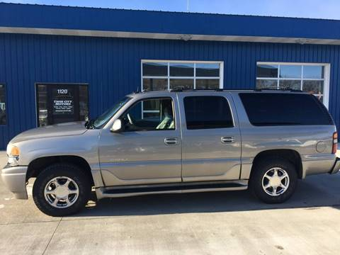 Gmc Yukon Xl For Sale >> 2003 Gmc Yukon Xl For Sale In Grand Forks Nd
