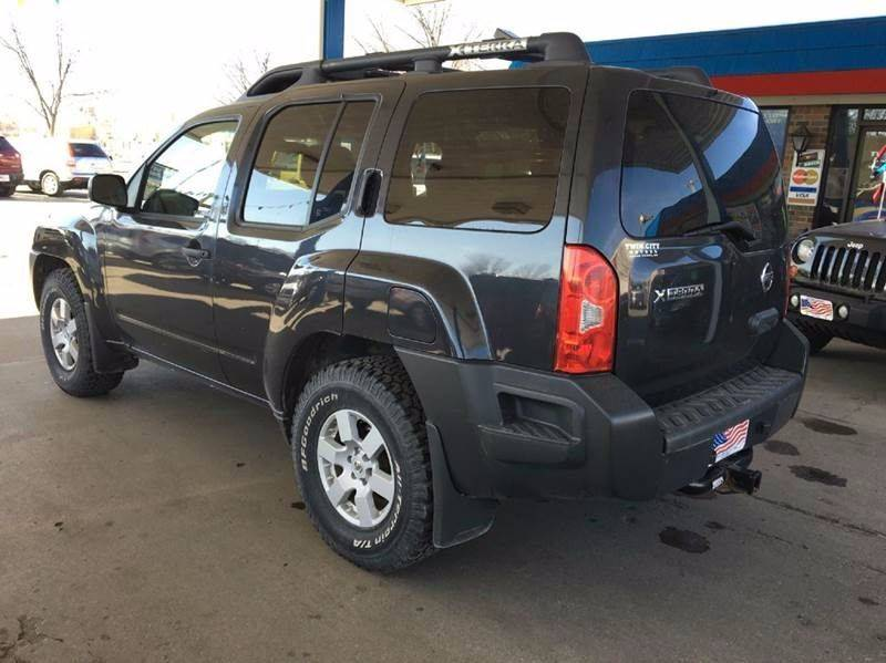 2006 Nissan Xterra In Grand Forks Nd Twin City Motors