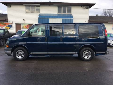 2004 GMC Savana Cargo for sale in Grand Forks, ND