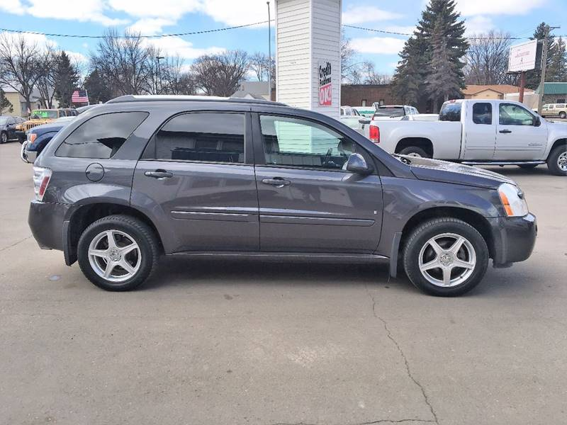 2008 Chevrolet Equinox for sale at Twin City Motors in Grand Forks ND