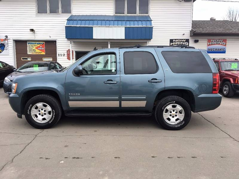 2010 Chevrolet Tahoe for sale at Twin City Motors in Grand Forks ND