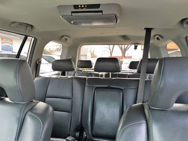 2008 Honda Pilot for sale at Twin City Motors in Grand Forks ND