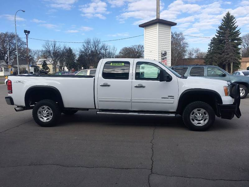 2010 GMC Sierra 3500HD for sale at Twin City Motors in Grand Forks ND