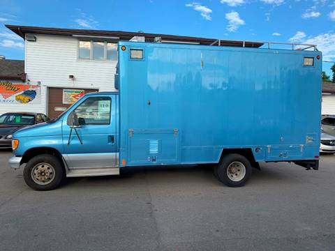 1994 Ford E-Series Chassis for sale in Grand Forks, ND