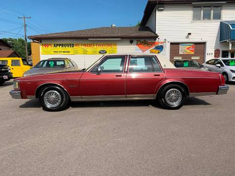 1984 Oldsmobile Delta Eighty-Eight Royale for sale in Grand Forks, ND