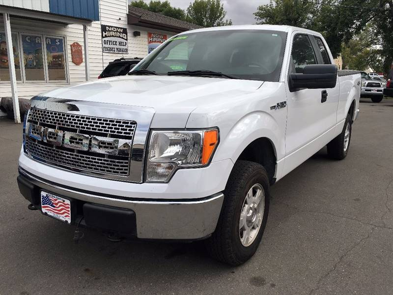 2013 Ford F-150 for sale at Twin City Motors in Grand Forks ND