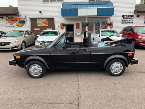 1984 Volkswagen Rabbit for sale in Grand Forks, ND