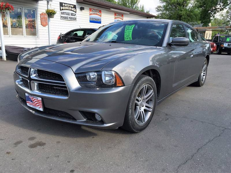 2012 Dodge Charger for sale at Twin City Motors in Grand Forks ND