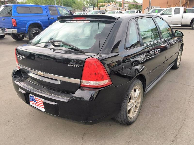 2005 Chevrolet Malibu Maxx for sale at Twin City Motors in Grand Forks ND