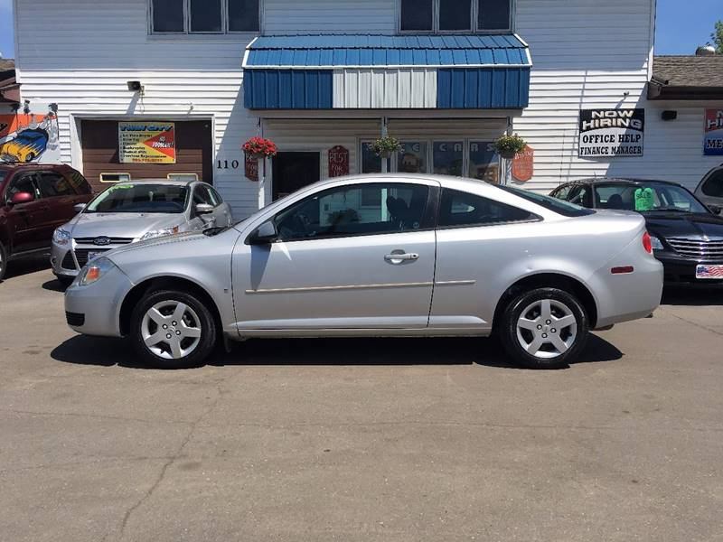 2007 Chevrolet Cobalt for sale at Twin City Motors in Grand Forks ND