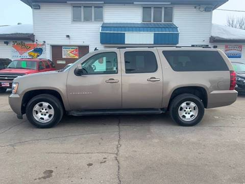 2007 Chevrolet Suburban for sale at Twin City Motors in Grand Forks ND
