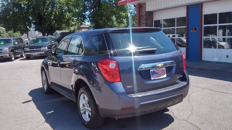 2014 Chevrolet Equinox Ls In Grand Forks Nd Twin City Motors