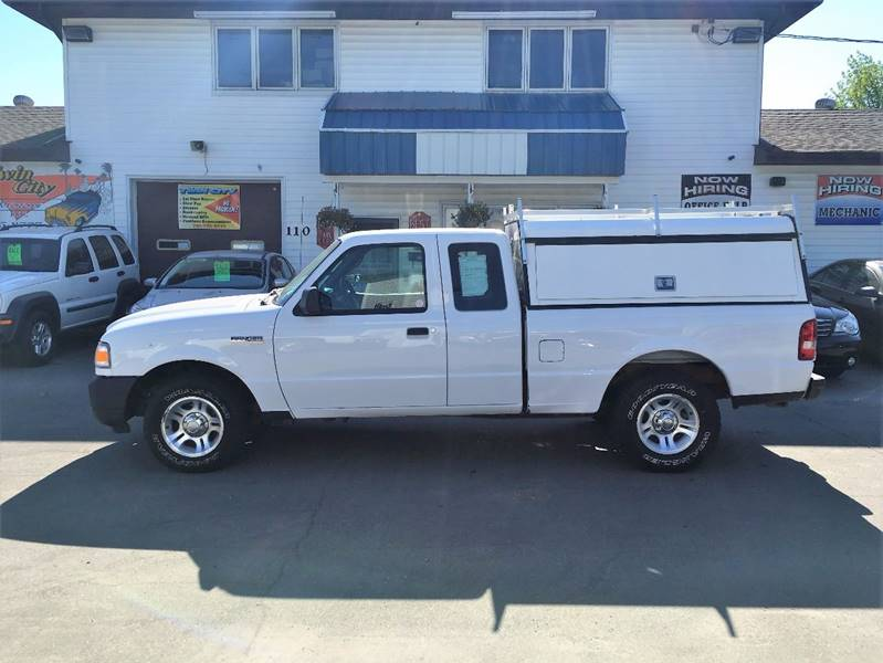 2011 Ford Ranger for sale at Twin City Motors in Grand Forks ND