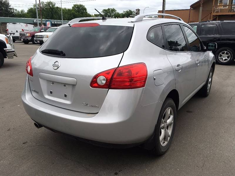 2008 Nissan Rogue for sale at Twin City Motors in Grand Forks ND
