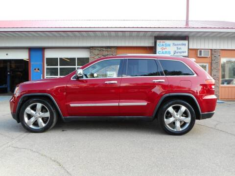 2011 Jeep Grand Cherokee for sale at Twin City Motors in Grand Forks ND