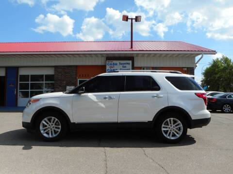 2014 Ford Explorer for sale at Twin City Motors in Grand Forks ND