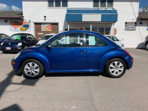 2008 Volkswagen New Beetle for sale at Twin City Motors in Grand Forks ND