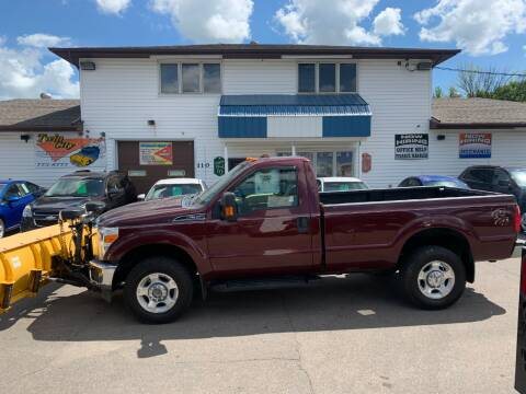 2011 Ford F-350 Super Duty for sale at Twin City Motors in Grand Forks ND