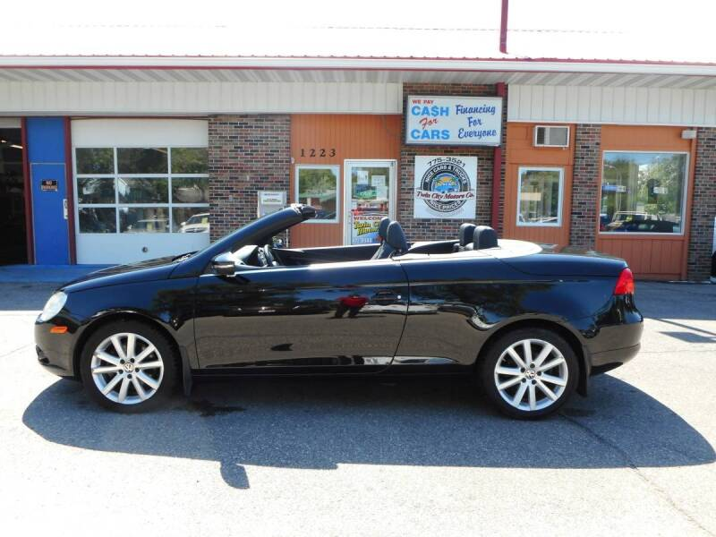 2011 Volkswagen Eos for sale at Twin City Motors in Grand Forks ND