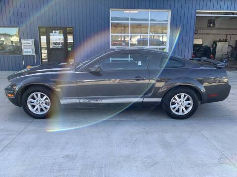 2007 Ford Mustang for sale at Twin City Motors in Grand Forks ND