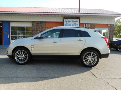 2013 Cadillac SRX for sale at Twin City Motors in Grand Forks ND