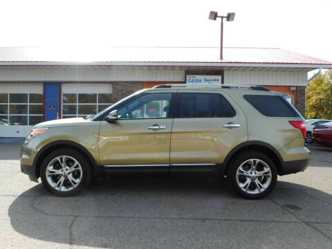 2013 Ford Explorer for sale at Twin City Motors in Grand Forks ND