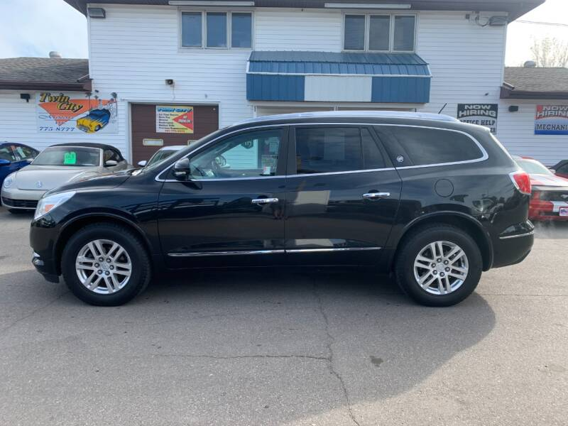 2014 Buick Enclave for sale at Twin City Motors in Grand Forks ND