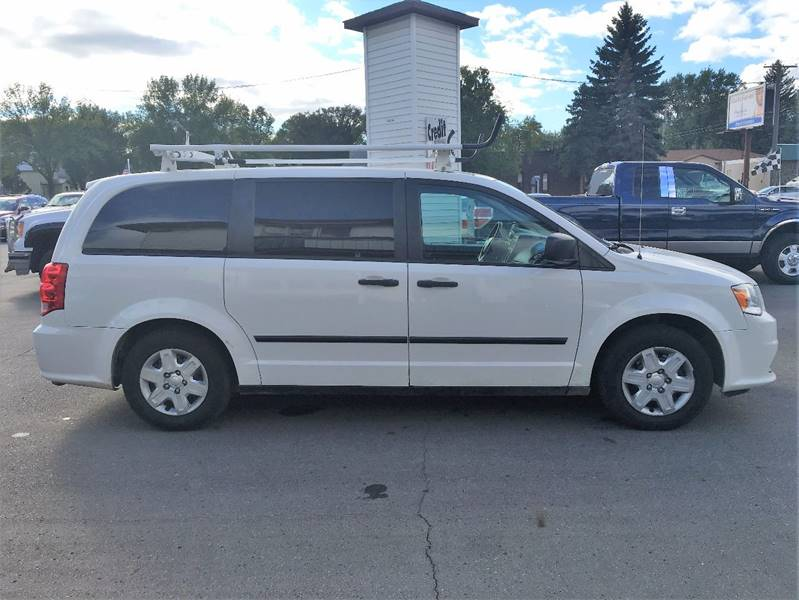 2011 Dodge Grand Caravan for sale at Twin City Motors in Grand Forks ND