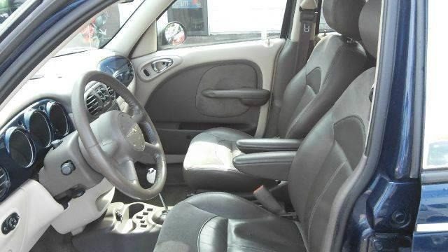 2004 Chrysler PT Cruiser for sale at Twin City Motors in Grand Forks ND