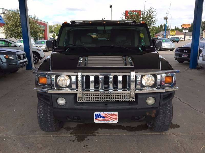 2004 HUMMER H2 for sale at Twin City Motors in Grand Forks ND