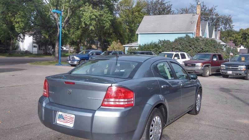 2010 Dodge Avenger for sale at Twin City Motors in Grand Forks ND