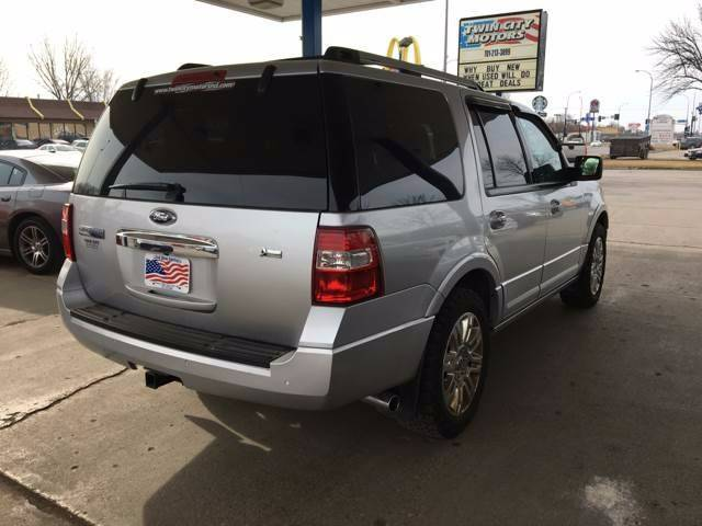 2011 Ford Expedition for sale at Twin City Motors in Grand Forks ND
