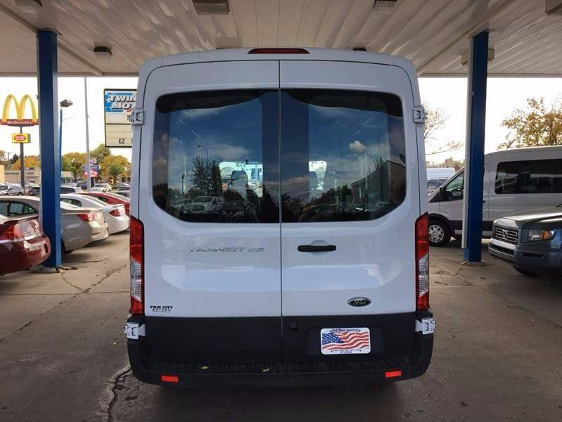 2016 Ford Transit Cargo for sale at Twin City Motors in Grand Forks ND