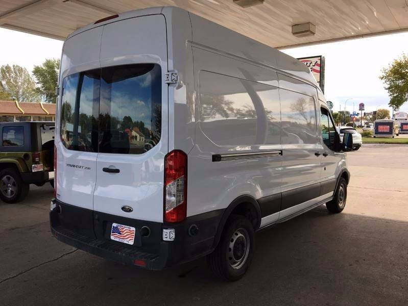 2016 Ford Transit Cargo 250 In Grand Forks Nd Twin City
