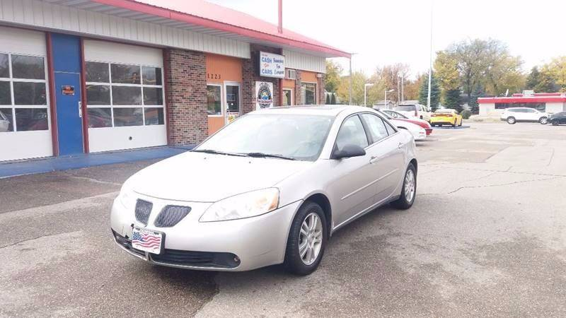 2005 Pontiac G6 for sale at Twin City Motors in Grand Forks ND