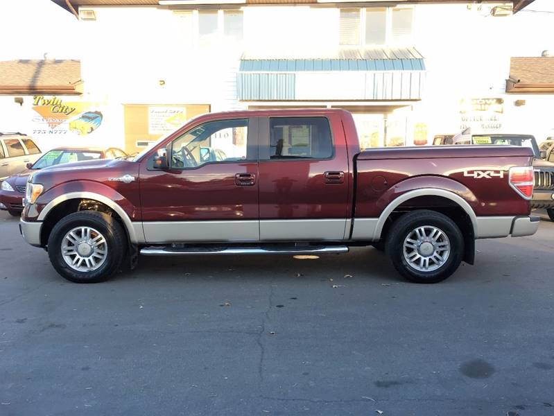 2009 Ford F-150 for sale at Twin City Motors in Grand Forks ND