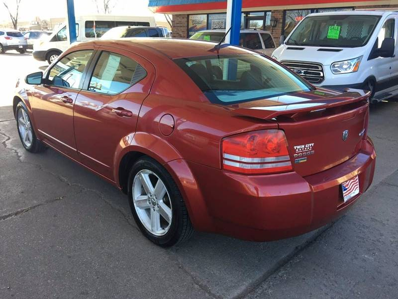 2009 Dodge Avenger for sale at Twin City Motors in Grand Forks ND