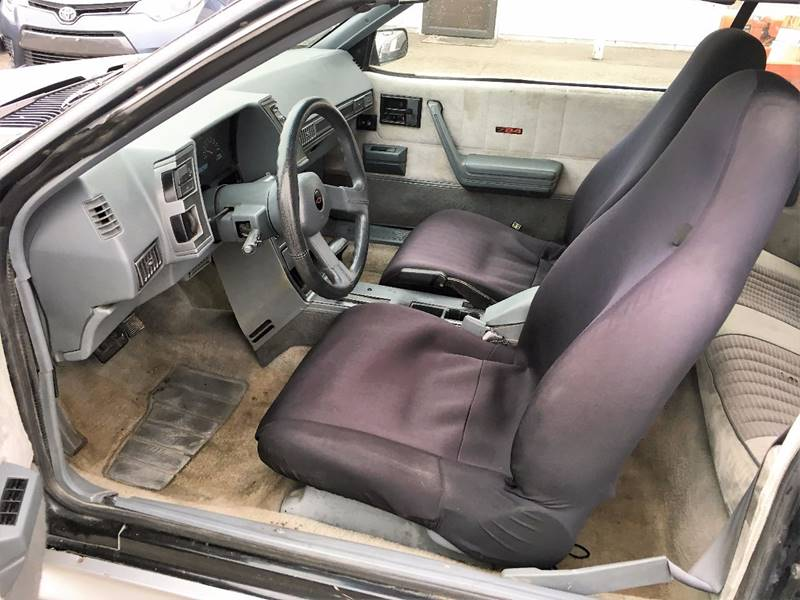 1989 Chevrolet Cavalier for sale at Twin City Motors in Grand Forks ND
