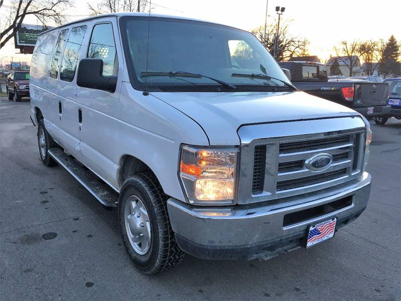 2010 Ford E-Series Cargo for sale at Twin City Motors in Grand Forks ND