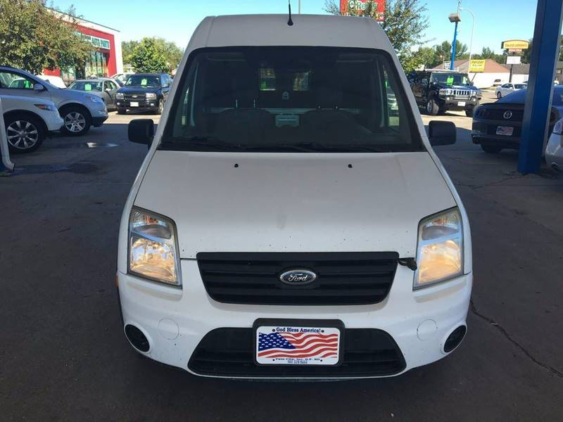 2011 Ford Transit Connect Cargo for sale at Twin City Motors in Grand Forks ND