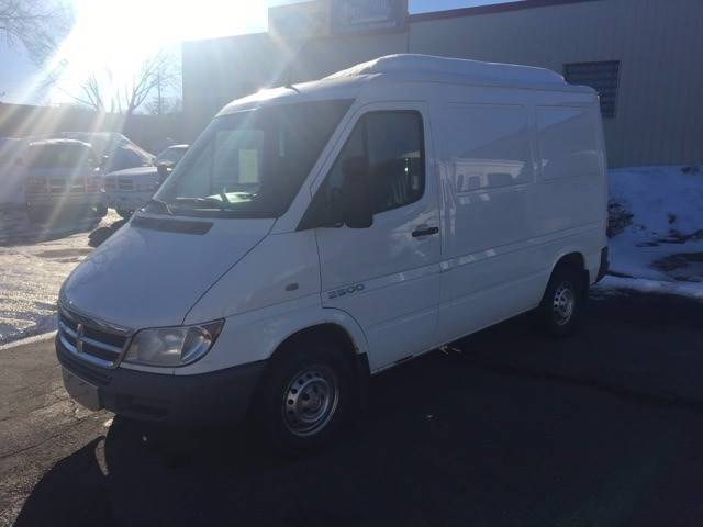 2006 Dodge Sprinter Cargo for sale at Twin City Motors in Grand Forks ND