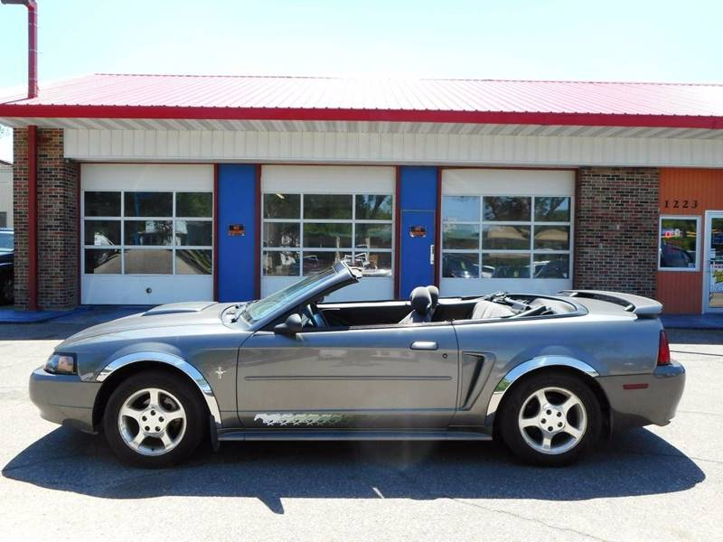 2003 Ford Mustang for sale at Twin City Motors in Grand Forks ND