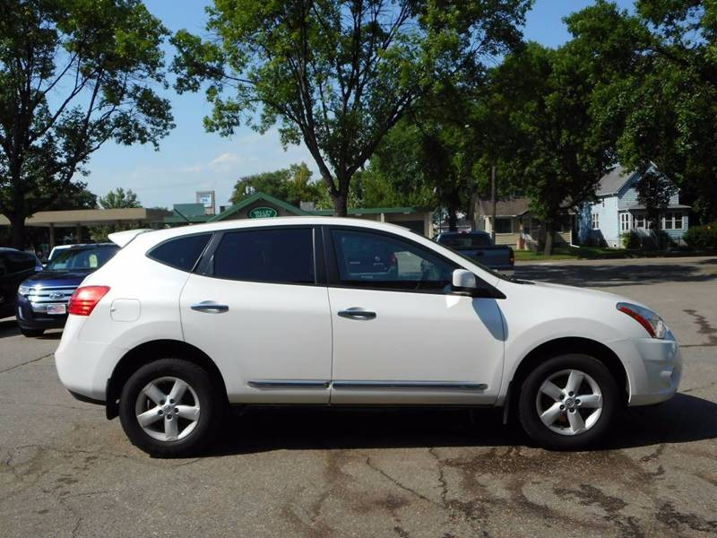 2013 Nissan Rogue for sale at Twin City Motors in Grand Forks ND