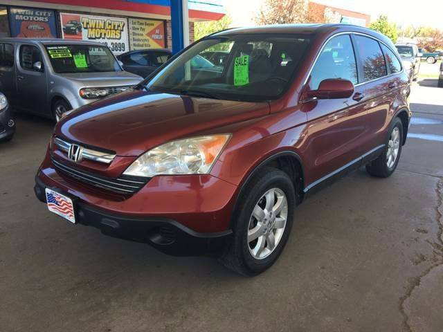 2007 Honda CR-V for sale at Twin City Motors in Grand Forks ND