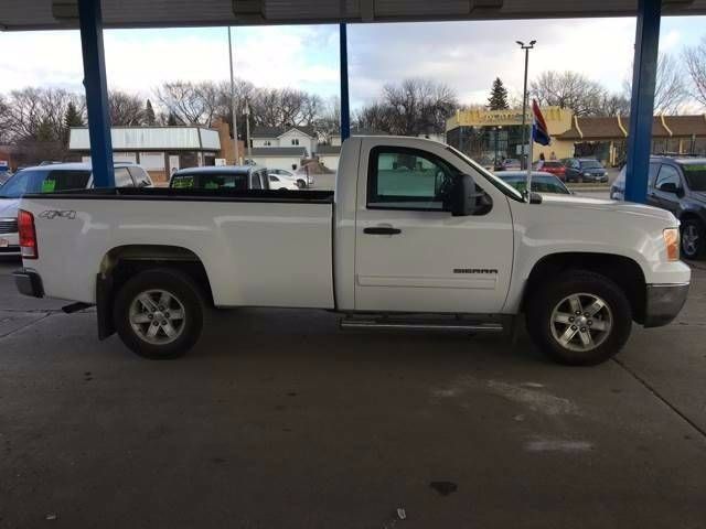 2012 GMC Sierra 1500 for sale at Twin City Motors in Grand Forks ND