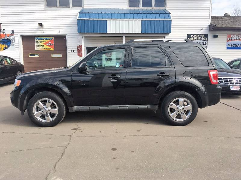 2011 Ford Escape for sale at Twin City Motors in Grand Forks ND