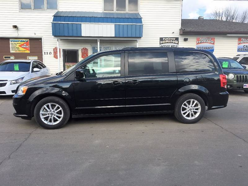 2016 Dodge Grand Caravan for sale at Twin City Motors in Grand Forks ND