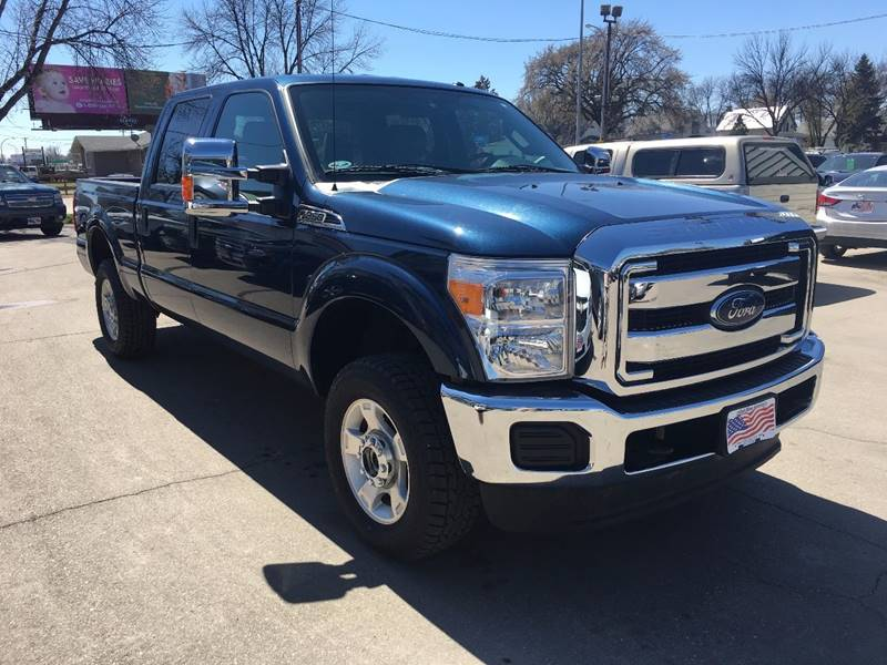 2016 Ford F-250 Super Duty for sale at Twin City Motors in Grand Forks ND