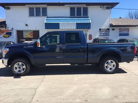 2016 Ford F-250 Super Duty for sale in Grand Forks, ND