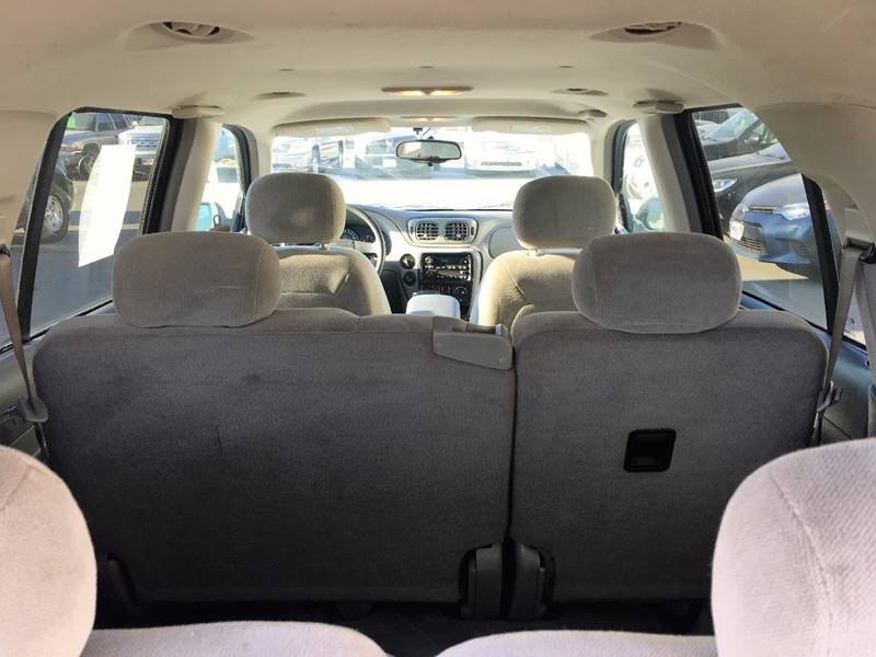 2006 Chevrolet TrailBlazer EXT for sale at Twin City Motors in Grand Forks ND